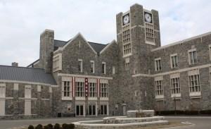 The Holtzman Alumni Center